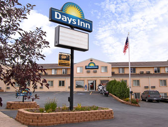 Days Inn - Custer